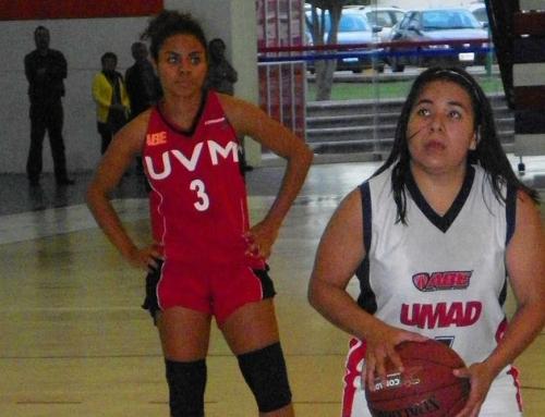 UMAD tiene el mejor equipo femenil de la Conferencia Centro