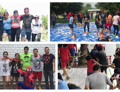 UMAD Papaloapan realiza original celebración del Día del estudiante