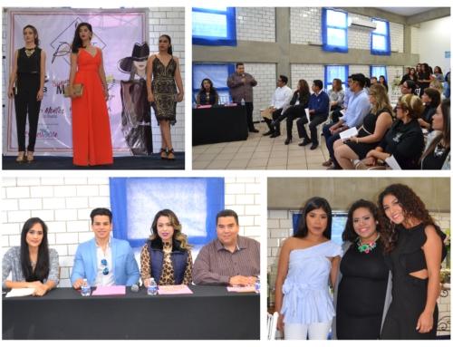 Alumnos de UMAD Papaloapan organizan concurso de Diseño de Imagen personal