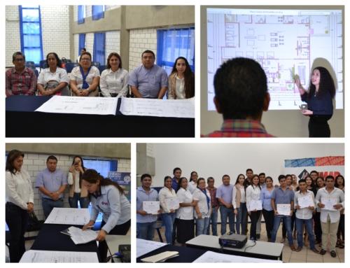 Unidad de Rehabilitación de Cd. Isla Veracruz será diseñada por estudiantes  de Arquitectura de UMAD Papaloapan