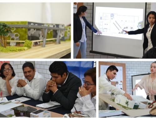 Alumnos Arquitectura de UMAD Papaloapan cierran semestre con una gran presentación