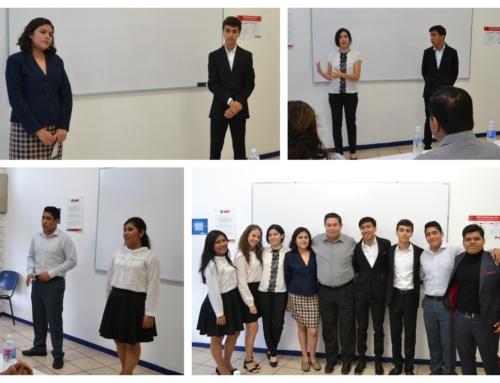 Alumnos del Bachillerato UMAD presentan análisis de las problemáticas  Regionales del estado de Oaxaca