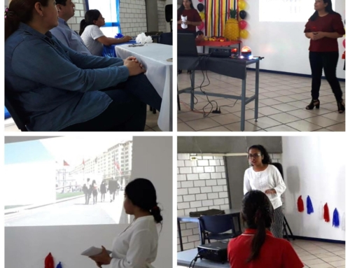 Bachillerato UMAD expone recorrido por el mundo