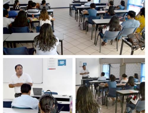 """""""Relaciones Laborales"""" Plática de actualización en UMAD Papaloapan"""