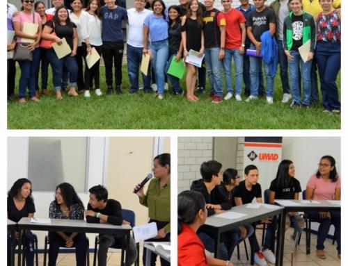 Cuarto concurso de conocimientos del bachillerato UMAD