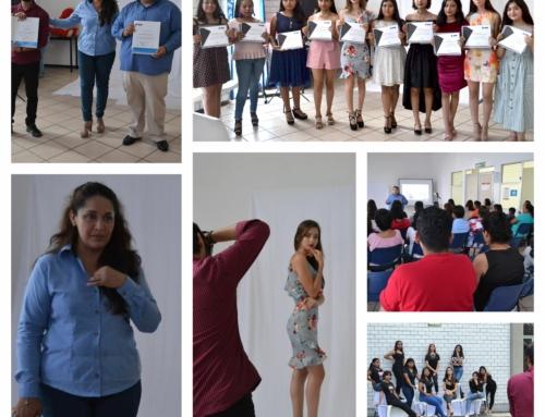UMAD Papaloapan impartió Taller de Imagen y Desarrollo Personal a jovencitas