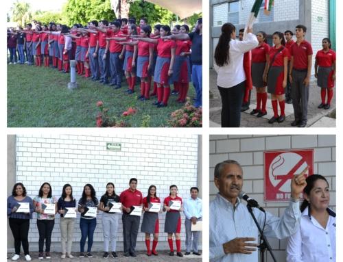 Con ceremonia UMAD Papaloapan inaugura nuevo ciclo escolar 2019