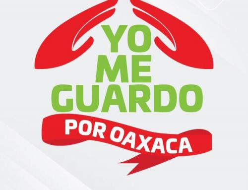 Yo me guardo por Oaxaca
