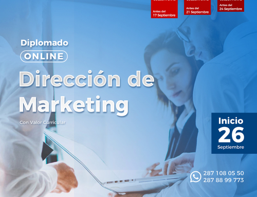Diplomado Online: Dirección de Marketing