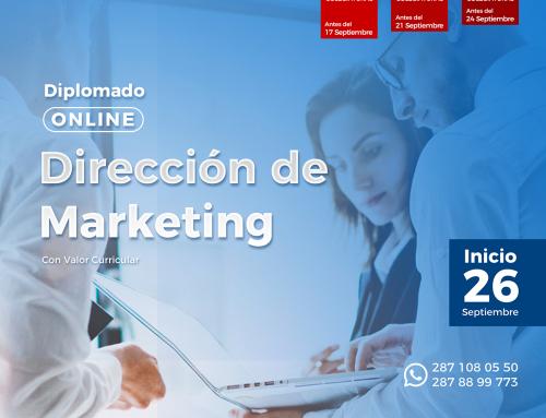 Diplomado Online: Dirección de Marketing